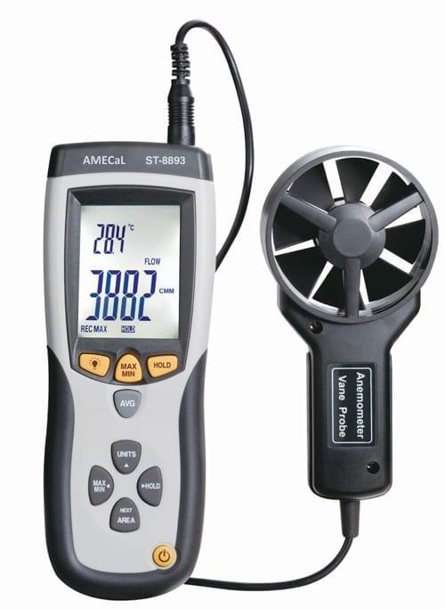 ST-8893 Anemometer Amecal