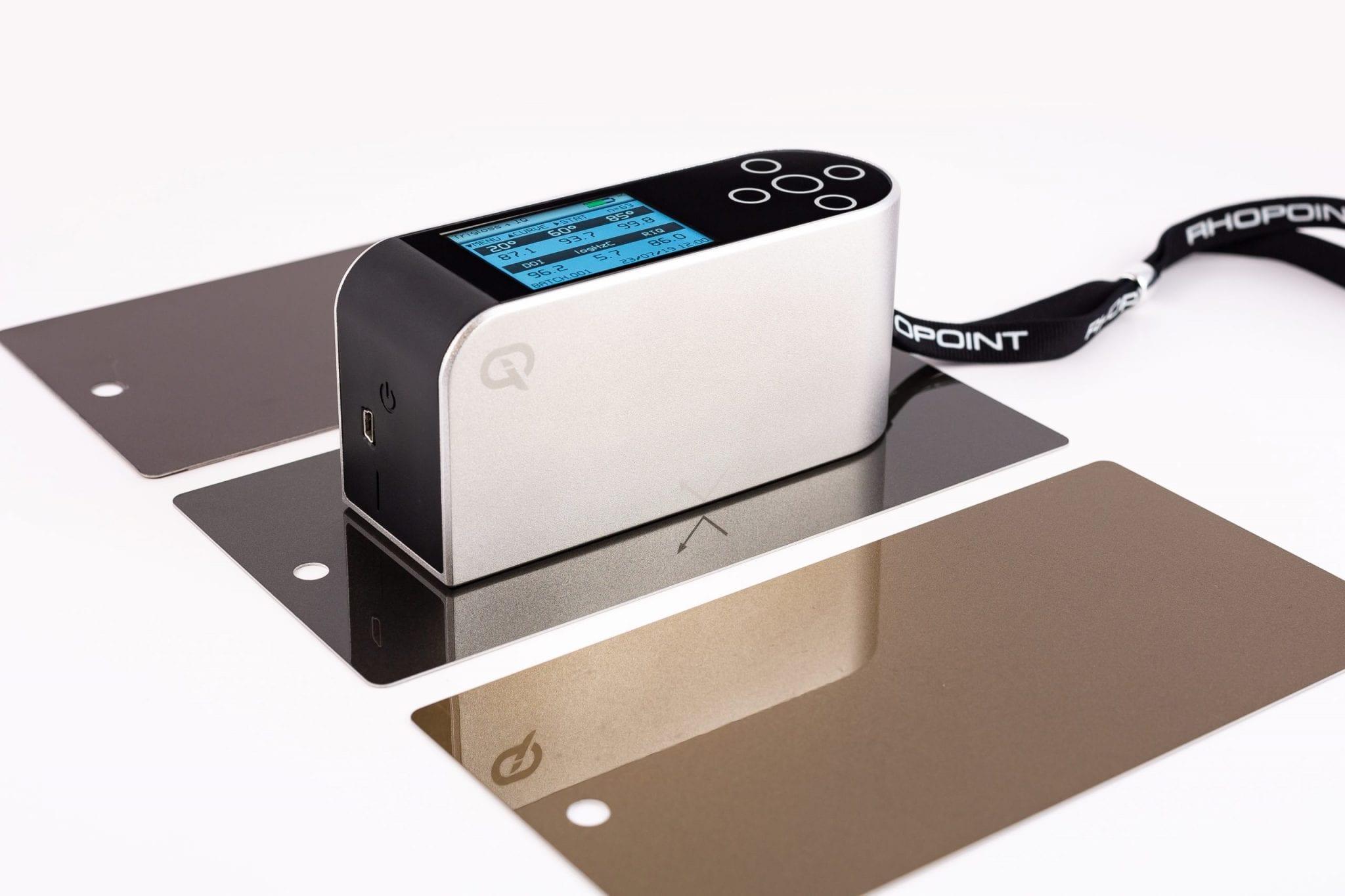 Rhopoint IQ Goniophotometer 20°60°85°