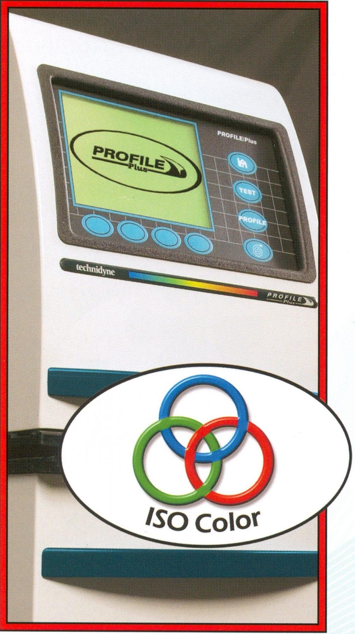 PROFILE Plus Color Touch - Technidyne