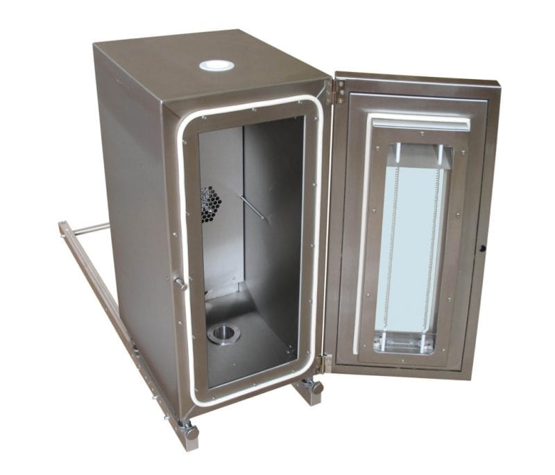 Environmental Chambers for Tensile Testers and Universal Testing Machines -200°C + 350°C