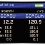 Novo-Gloss-Flex-60-Glossmeter-Stats