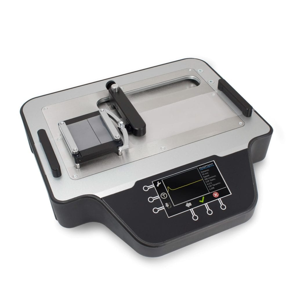 Hanatek Compact Coefficient of Friction Tester (COF Tester)