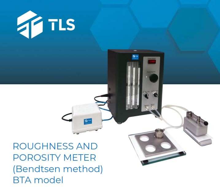 Bendtsen Roughness / Smoothness Tester