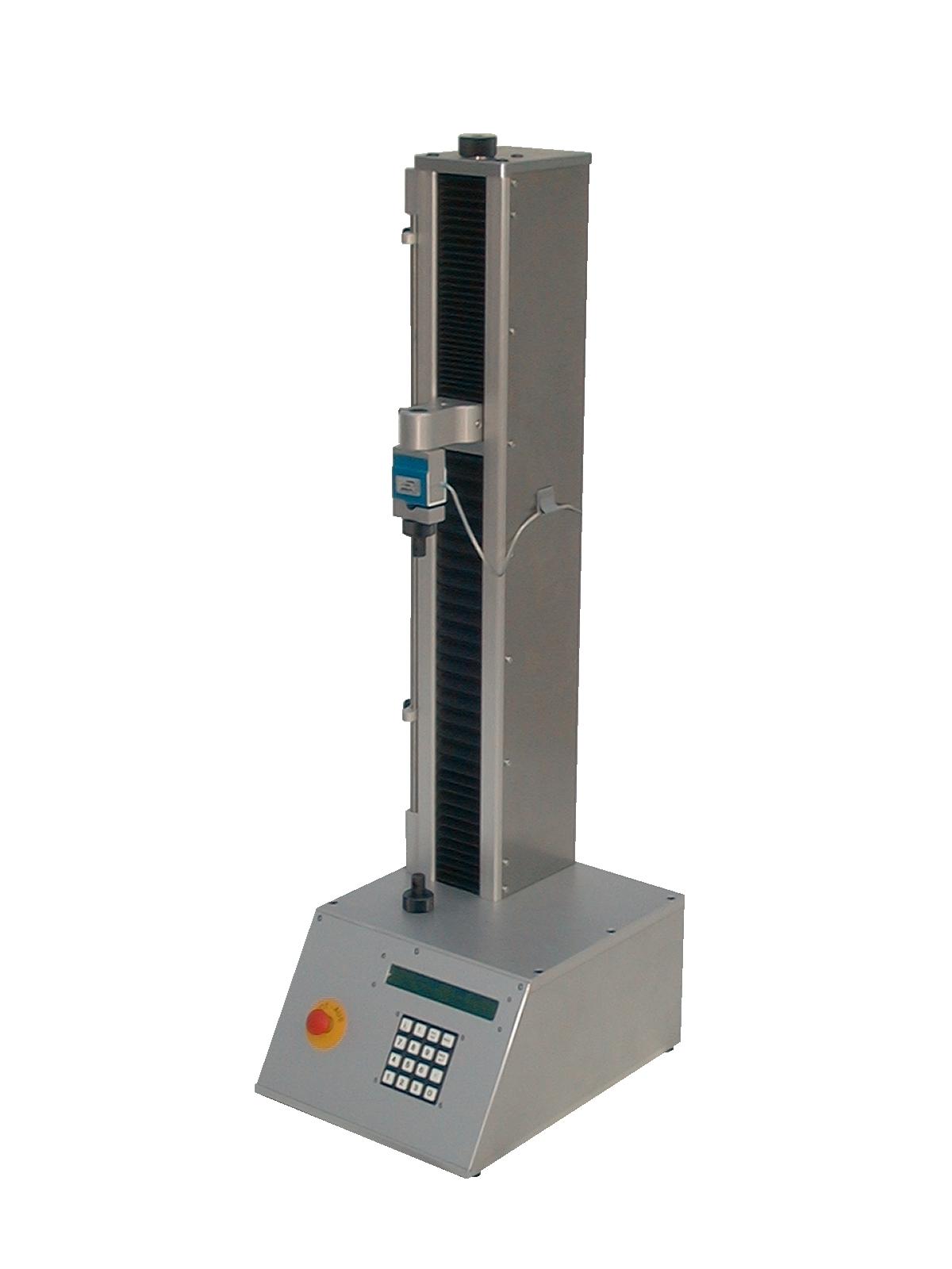 single column tensile tester
