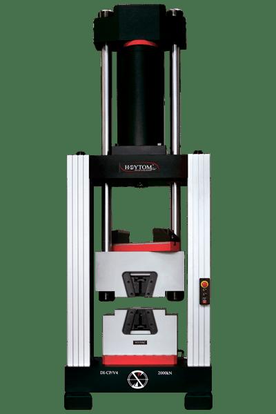 400 to 2000kN Servo Hydraulic Universal Testing Machines DI-CP-V4 HOYTOM® PRO Series
