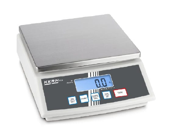 Bench Scale Kern FCB New