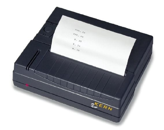 YKB-01N Thermal printer