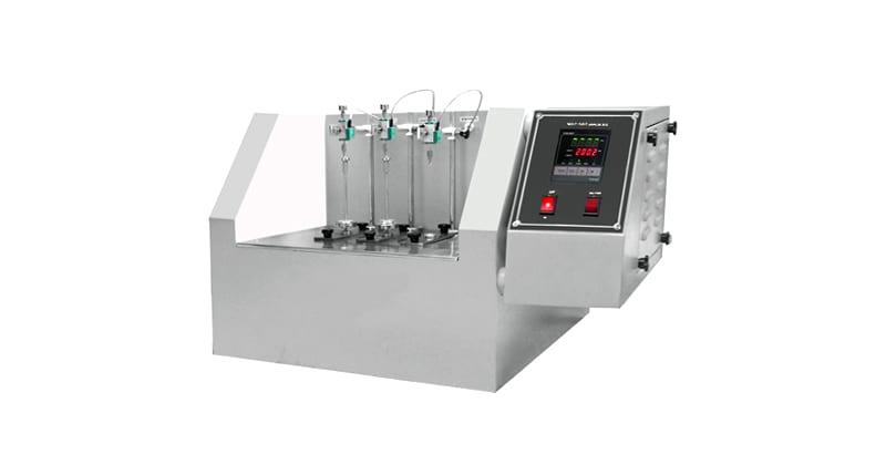 VICAT Softening Point Apparatus / HDT – Heat deflection / distortion test