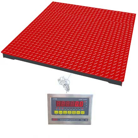 Low Cost Platform Scales HEAVY DUTY PLATFORM SCALE