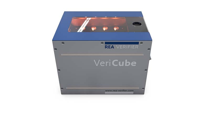 REA VeriCube Matrix Code Verification Systems