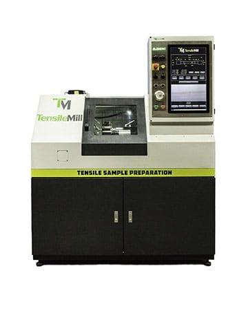Round Specimen Preparation Machine