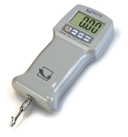 Digital force gauge FK Robust Push/Pull force gauge for simple measurement