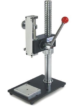 Manual Force Gauge Stand for compressive force measurement TVP