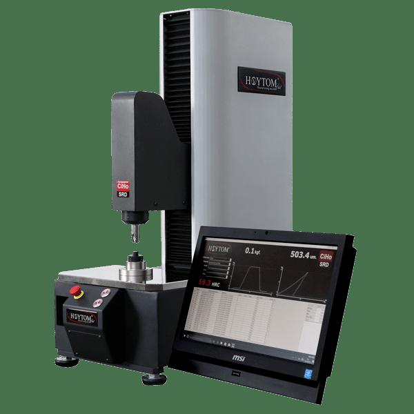 Rockwell Hardness Tester CiHo SRD HOYTOM® LAB Series