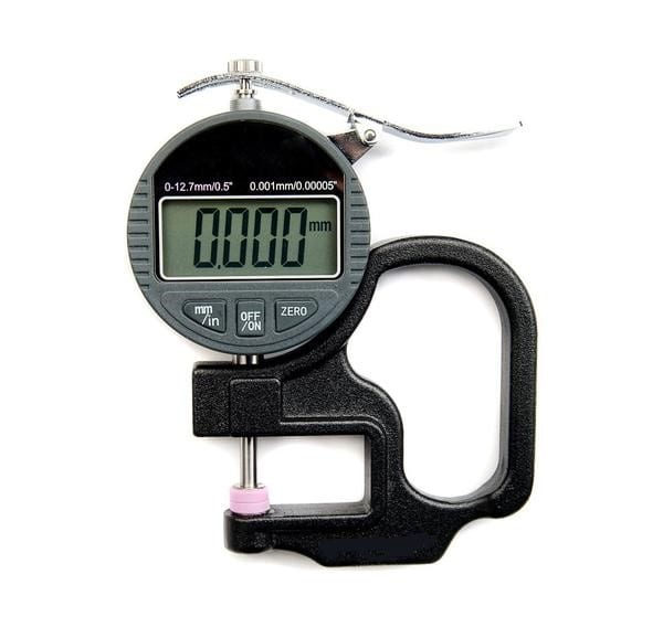 Digital Thickness Gauge (Hand Held) Low Cost Hand Held Thickness Gauge
