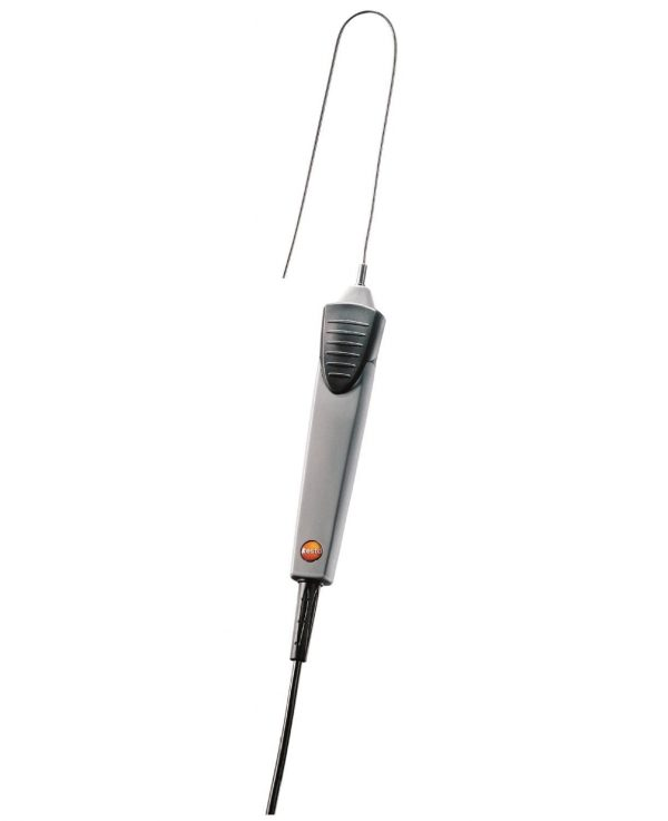 Flexible, fast-action immersion probe (TC type K)