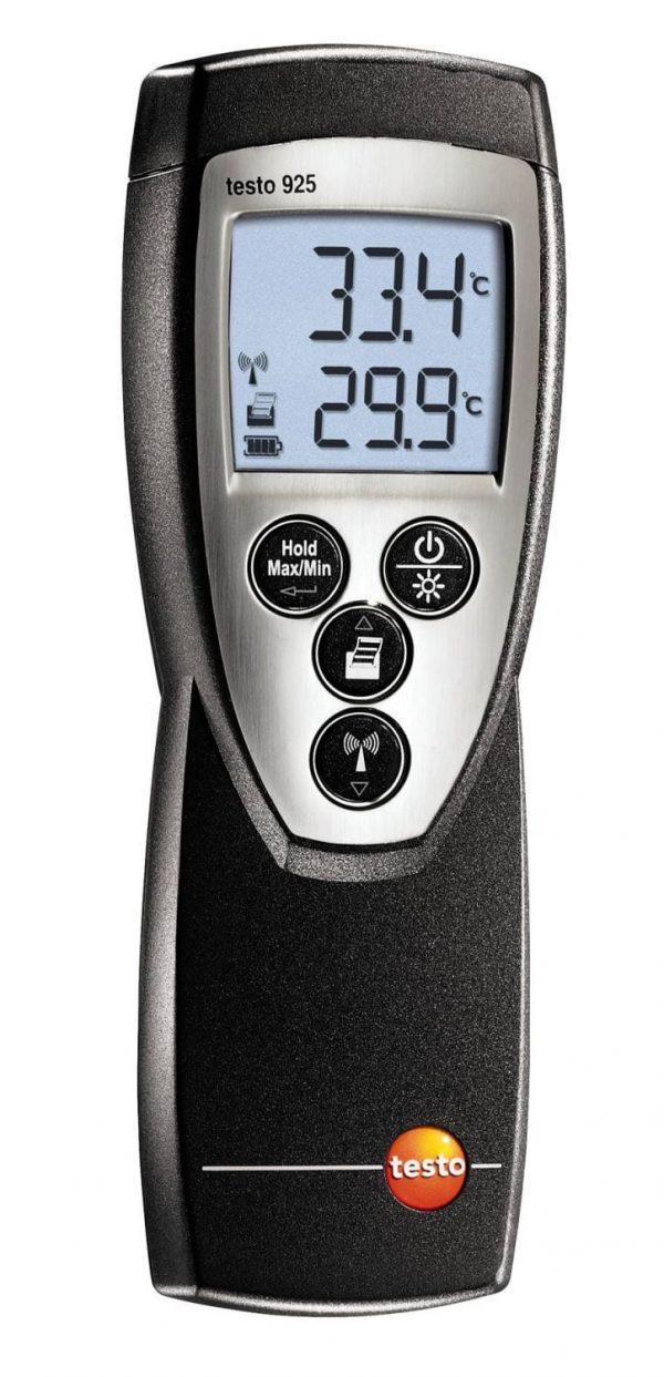 testo 925 - 1 channel Digital Thermometer