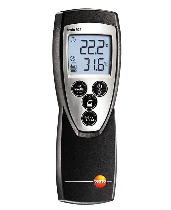 testo 922 - 2 Channel Differential Thermometer