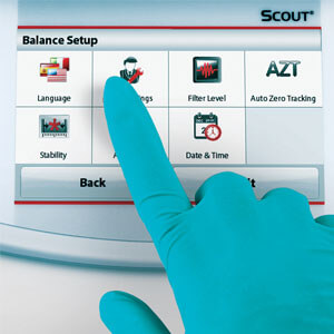 STX-Touch Screen