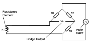Two wire RTD connection - Screenshot