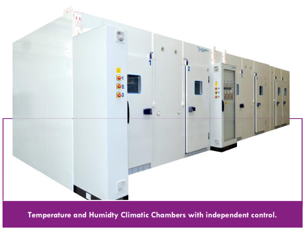 Extra Large Environmental Chambers
